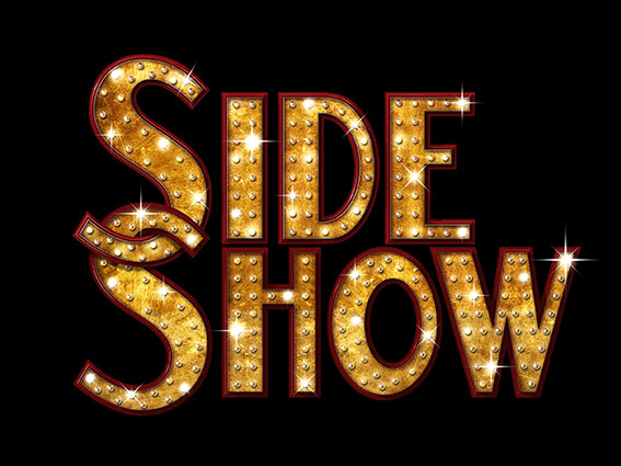 side show logo small